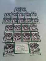 *****Billy Joe Dupree*****  Lot of 31 cards.....2 DIFFERENT / Michigan St.