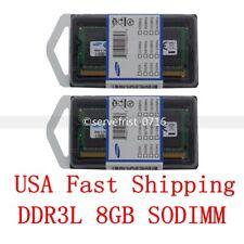 4X70J32868 Compatile 16GB PC3-12800 DDR3L-1600MHz SODIMM Memory 5TH GEN i3 i5 i7