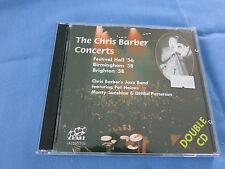 2 CD The Chris Barber Concerts: Festival Hall '56, Birmingham '58, Brighton '58