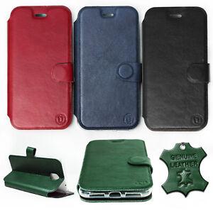 Mobiwear Hülle für Xiaomi Mi 11i | Echt Leder Leather Tasche Handy Case Cover
