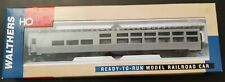 WALTHERS 932-6090 AMTRAK VIEWLINER UNDECORATED