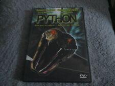 "DVD ""PYTHON"" Robert ENGLUND, Casper VAN DIEN, Jenny McCARTHY / horreur"