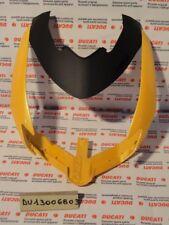 Cupolino carena faro front upper fairing Ducati streetfighter 848 giallo