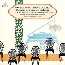 Geza Anda-mozart Concerto K466 N.18 KV 456 N.20 Vinyl