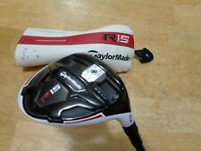 TaylorMade R15 # 3 FAIRWAY WOOD 15* CLUB R 15 Grafalloy ProLaunch Red R-Flex
