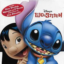 Lilo & Stitch [Original Soundtrack] CD Jun-2002 Disney