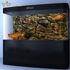Rock Wall Aquarium Background Poster HD Fish Tank Decor Landscape 24 36 48 72
