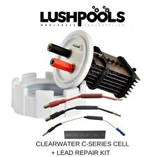 C140 CLEARWATER Generic Salt Cell BH4000 & 1/2 Half LEAD Replacement Kit