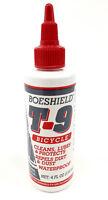 Boeshield T.9 Drip Waterproof Bike Bicycle Lubrication Lube 4 oz