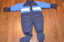 BRAND NEW FUBU TODDLER  SNOWSUIT / SIZE 18 MONTHS / BLUE