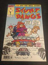 Stunt Dawgs#1 Incredible Condition 9.4(1993) Manak Art