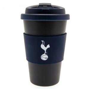Tottenham Hotspur SPURS Gifts - Silicone Grip Travel Mug