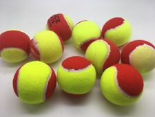 10 Mini Red 75 Downgrade Tennis Balls