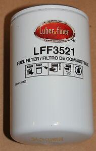 87-07 Blue-Bird Case Ford Freightliner Kenworth Peterbilt Fuel Filter LFF3521