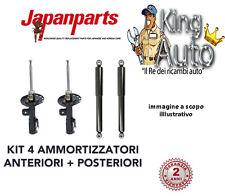 KIT 4 AMMORTIZZATORI ANTERIORI + POSTERIORI ALFA ROMEO 159 1.9 JTD