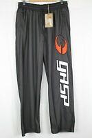 New Gasp Men's Ultimate Mesh Pants Size M or XL # 220632 999 Black