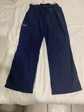 Butter Soft Scrubs Pants Size S Short Inseam 29 Inch/ Navy
