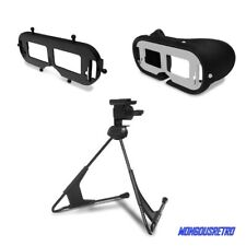 Complete Restoration Kit for Nintendo Virtual Boy Stand, Eye Shade and Bracket