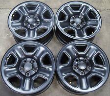 "Jeep Wrangler 16"" Factory OEM Black Wheels Rims 2007-18 9072 #1323"