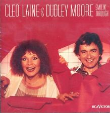 NEW SEALED Smilin' Through Cleo Laine/Dudley Moore CD 1992 RCA Victor JZ1199