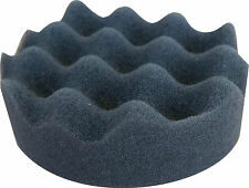 "3.5"" Waffle Foam Wax Applicator Pad 33325"