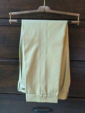 Ambrosi Napoli Cotton Pants Pure Handmade