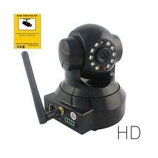 Cámara IP HD wifi inalámbrica Vigilancia grabación TF motorizada WANSCAM HW0024