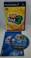 EyeToy: Play 3 Video Game for Sony PlayStation 2 PS2 PAL TESTED