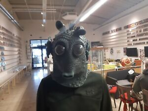 Star Wars Greedo Maske -Latex-