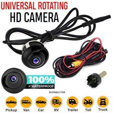 Car Rear Front Side View 360° Backup Reversing Camera Waterproof Night Vision UK