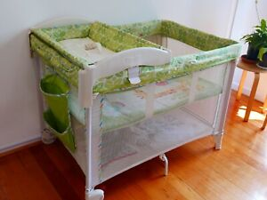 Fisher Price All In One travel cot