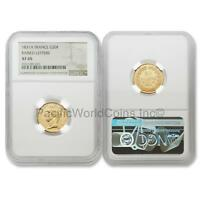 France 1831-A Raised Letters 20 Francs Gold NGC XF45