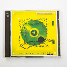 In Order To Dance -Vol.5. 2 CD Various Artists. RARE. Limited Edition. USED!