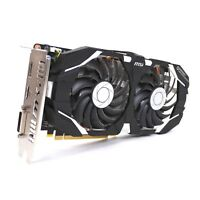 MSI GeForce GTX 1060 3GB OC 192-Bit GDDR5 Video Card (GTX 1060 3GT OC)