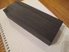 BIG Black Bog oak (45mm x 29 mm x 135mm) (morta,wood) from 1000-6000year