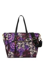 Marc Jacobs Printed Baby Bag Travel Gym Bookpack Tapestry Nylon Baby Diaper $350