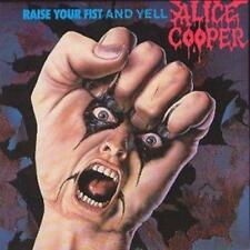 Alice Cooper : Raise Your Fist And Yell CD (1999) ***NEW***