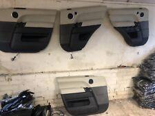 Land Rover Range Rover SPORT AUTOBIOGRAPHY DOOR CARDS X 4