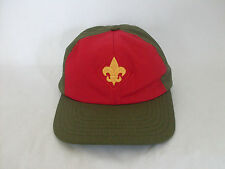 Youth Boy Scout Adjustable Snapback Hat Size S/M (Made in USA)