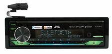 JVC KD-X470BHS Digital Media Receiver w/Bluetooth/USB/Alexa/Sirius XM/HD Radio