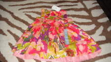 NWT NEW BABY GAP 3-6 GORGEOUS FLORAL DRESS SET FALL '11