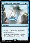 MTG Magic AKH - Pull from Tomorrow/Extraction du lendemain, French/VF