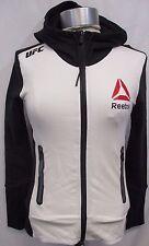 UFC Women 2XS Blank Fighter Kit Walkout Hooded Sweatshirt