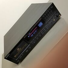 RARE! Hi-End Sony CDP-C90ES CD Player Made In Japan READ!