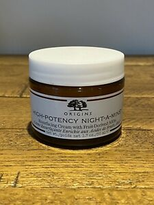 *NEW* Origins High Potency Night-A-Mins Oil-Free Resurfacing Cream 50ml RRP £32