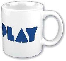 Official - Coldplay Band Blue Logo - Boxed Ceramic Mug