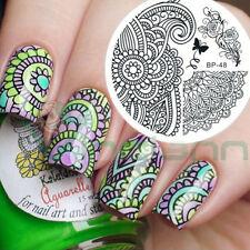 Stampo Exotic stampino timbro decorazione decori decoro unghie unghia nail art