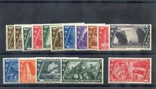 ITALY Sc 290-305(MI 415-30)*F-VF LH OR OG 1932 MARCHES ON ROME $500
