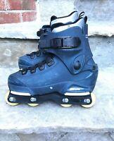 Salomon STten size 7 US Mens Aggressive inline rollerblades Freestyle Skate