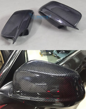 2x Carbon Fiber SIDE Mirror Covers For BMW 2011-2013 5Series F10 F18 early stage